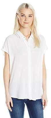 Obey Junior's Jinx Button up Woven Shirt