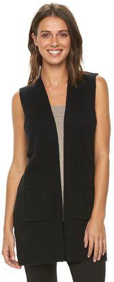 Women's Apt. 9® Flyaway Vest $44 thestylecure.com