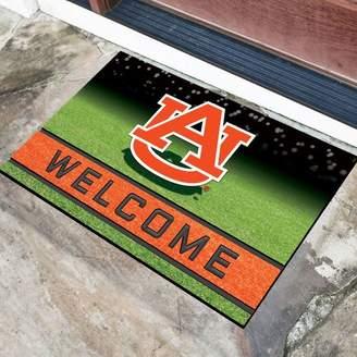 NCAA FANMATS Rubber Doormat Team: Auburn University