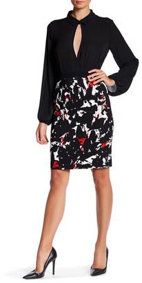 BOSS HUGO BOSS Viprinti Skirt $375 thestylecure.com