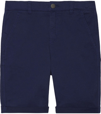 Stella Mccartney Lucas cotton shorts 4-12 years $67 thestylecure.com