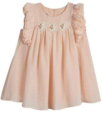 Laura Ashley Chiffon Float Dress (Toddler & Little Girls)