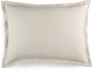 Hotel Collection Closeout! Linen Natural King Sham Bedding
