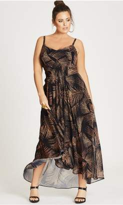 City Chic Citychic Party Time Maxi Dress