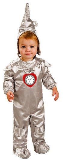 Rubie's Costume Co Tin Man-0-6M
