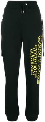 Moschino Wars track pants