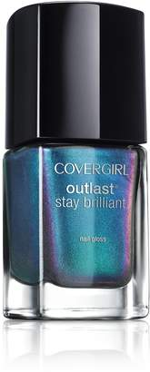 Cover Girl Outlast Stay Brilliant Nail Gloss .37 Fluid-Ounce/11 Milliliters- Packaging May Vary