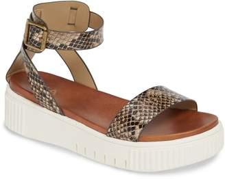 3e55533c23f Mia Lunna Platform Ankle Strap Sandal
