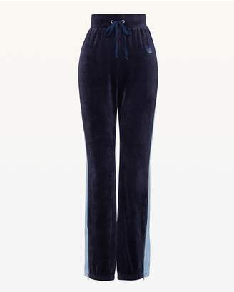 Juicy Couture Lightweight Velour Relaxed Pant