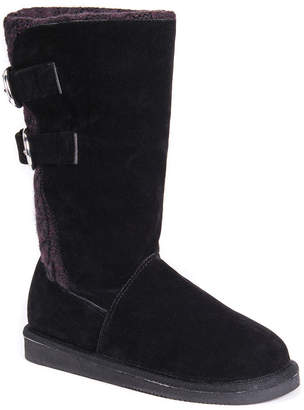 Muk Luks Jean Womens Winter Boots