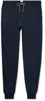 Schiesser Nick Slim-Fit Tapered Cotton-Jersey Sweatpants