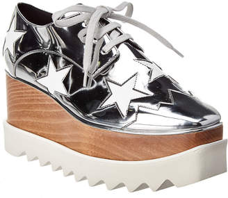 Stella McCartney Indium Elyse Star Platform Oxford