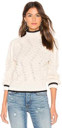 BCBGMAXAZRIA Turtleneck Pullover Sweater