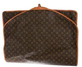 Louis Vuitton Vintage Monogram Garment Carrier