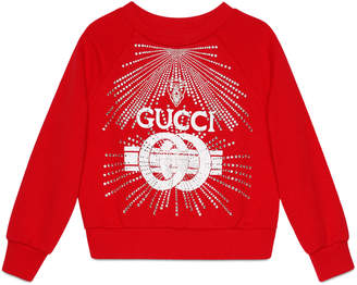 Gucci Children's print sweatshirt