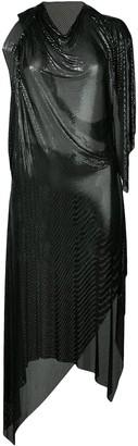Fannie Schiavoni Ana chainmail dress