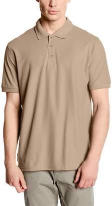 Fruit of the Loom Premium Mens Short Sleeve Polo Shirt (L)