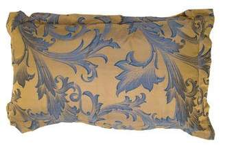 Versace Silk Throw Pillow