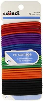 Scunci Effortless Beauty Large No-damage Elastics