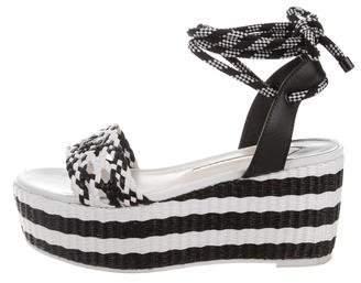 Sophia Webster Naomi Flatform Sandals