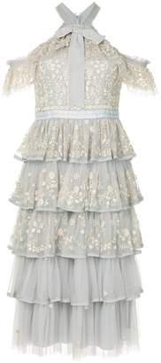 Needle & Thread Zelda midi dress