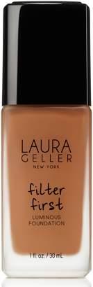 Laura Geller Beauty Filter First Luminous Foundation