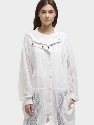 DKNY Eyelet Jacket