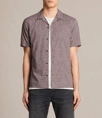 AllSaints Wasco Short Sleeve Shirt