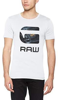 G Star Men's Rinazat Short Sleeve T-Shirt