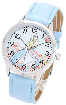 Disney (ディズニー) - Disney ディズニー 腕時計 不思議の国のアリス 限定モデル ディズニーウォッチ レディース キッズ 時計 女性用 男性用 子ども 子供 プレゼント ギフト