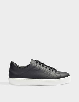 Burberry Westford perforated sneakers