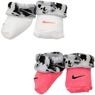 Nike 2-Pair Pack Daytrip Cuff Bootie Girls Shoes