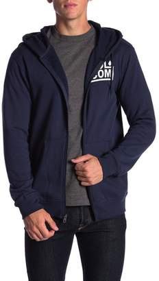 Volcom Round One Zip Fleece Hoodie