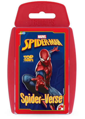 Spiderman Top Trumps