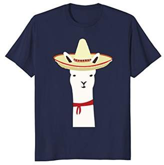 Mexican Lama Hero T-Shirt best for lama lover