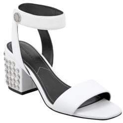 KENDALL + KYLIE Sophie Studded Block Heel Sandals