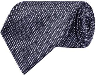 Tom Ford Diagonal Dot Stripe Tie