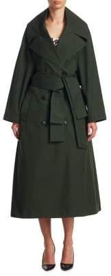 Oscar de la Renta Casual Long Coat