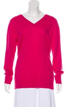 Equipment Cashmere Long Sleeve Sweater