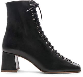 BY FAR Becca in Black Leather | FWRD
