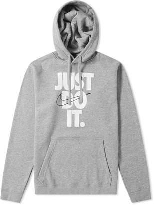 Nike Just Do It Pullover Hoody