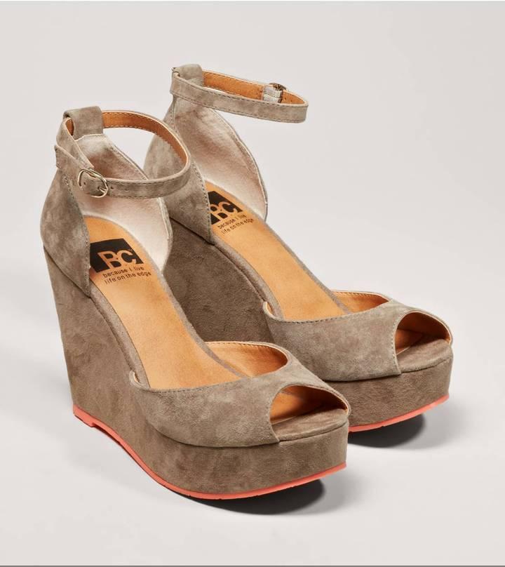 BC Footwear Bright Idea Wedge