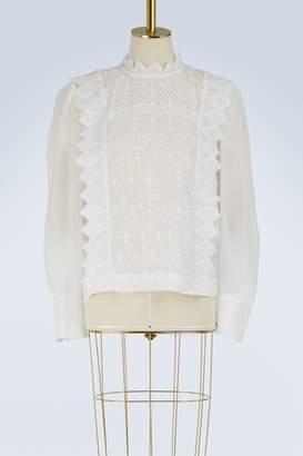 Isabel Marant Nutson blouse
