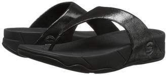 FitFlop Lulu Shimmersuede Women's Sandals
