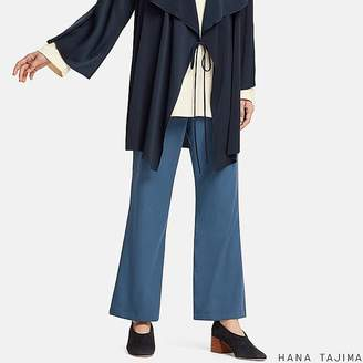 Uniqlo Women's Flare Ankle-length Pants (hana Tajima)
