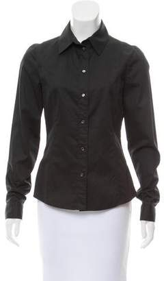 HUGO BOSS Boss by Long Sleeve Button-Up Top