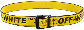 OFF-WHITE Industrial Belt $194 thestylecure.com