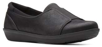 Clarks Ayla Band Flat - Wide Width Available