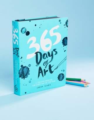 Books 365 Days of Art Creative Book