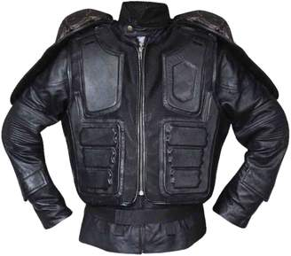 Karl Lagerfeld Americasuits Americasuit Dredd Urban Jacket With Removable Vest And Armours (L)